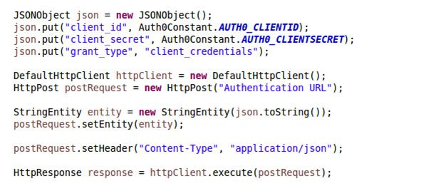 How To Define Modern Means Of Authentication - Auth0 In Java